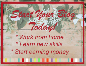 Permalink to: Start Your Blog Today