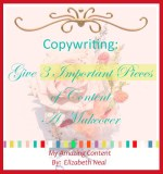 Persuasive Copywriting:  3 Important Pieces of Content to Give A Makeover + Free Workbook