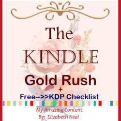 The Kindle Gold Rush