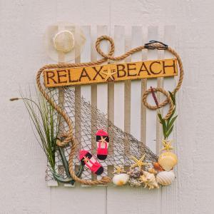 Beach Picket Fence