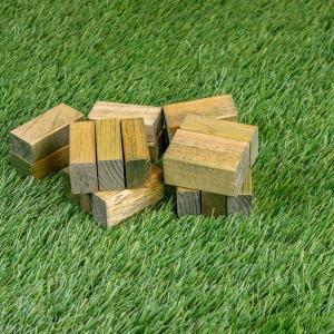 Wooden Hay Bales