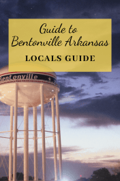 Discover family friendly things to do in Bentonville Arkansas, restaurants to eat at, and outdoor adventures you won't want to miss out of.