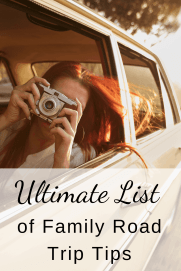 Get our ultimate list of road trip tips! Our Top Family Road Trip Tips provide the perfect solutions for an enjoyable long-haul road trip