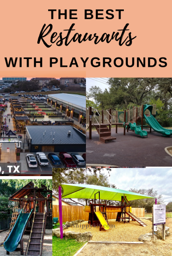 Check out our list kid-friendly restaurants in the San Antonio. You'll find San Antonio restaurants with playgrounds, family-friendly entertainment, & kid-friendly activities.