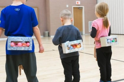 This list of 20 awesome Minute to Win It games are perfect for all ages.  They can be challenging enough for the older kids and adults, but still easy enough that the younger children could play as well.