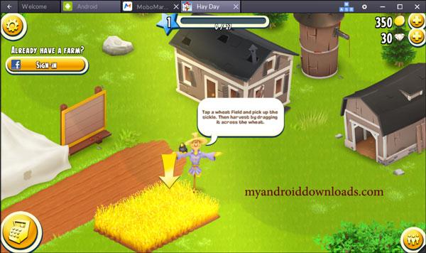 تحميل لعبة هاي داي للكمبيوتر برابط مباشر Hay Day مجانا 2017