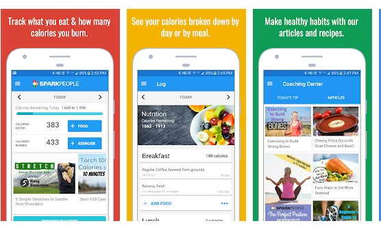 The Best Free Calorie Counting Apps for Android