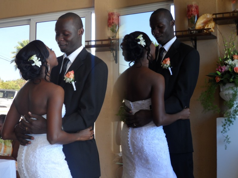 Getting Married in Anguilla - First dance