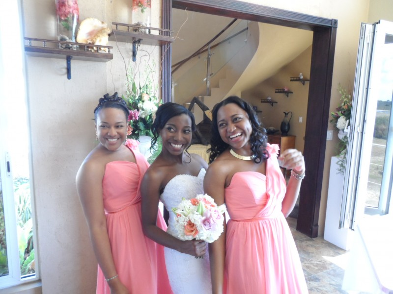 Getting Married in Anguilla - Fun with Siblings