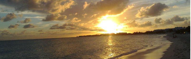Sunset, Anguilla