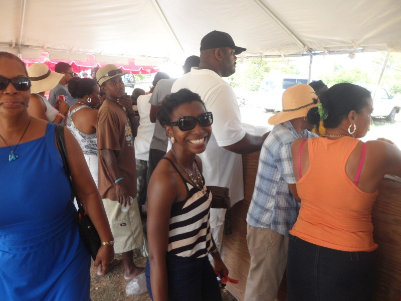 My Anguilla Experience - Welches Village Fest Ahead