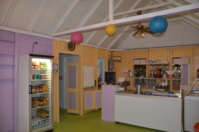 Interior Tropical Treats Fun House