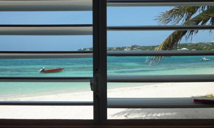 A School with a Beach View –  Anguilla