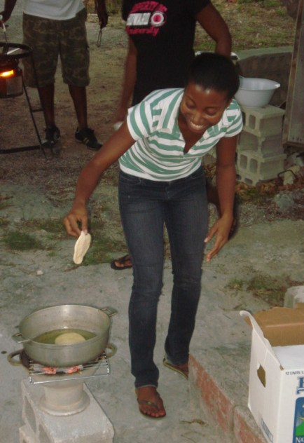Birthday Fish Fry, Anguilla