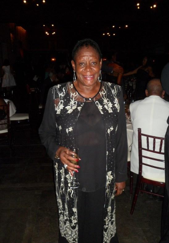 Gilda Gumbs Samuel, Executive Director, AHTA - Anguilla Tourism Awards