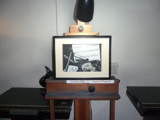 Courtney Mills - Ani Art Academy, Anguilla