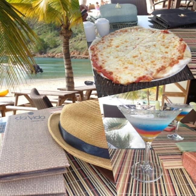 Fun times at Da'Vida Restaurant, Anguilla