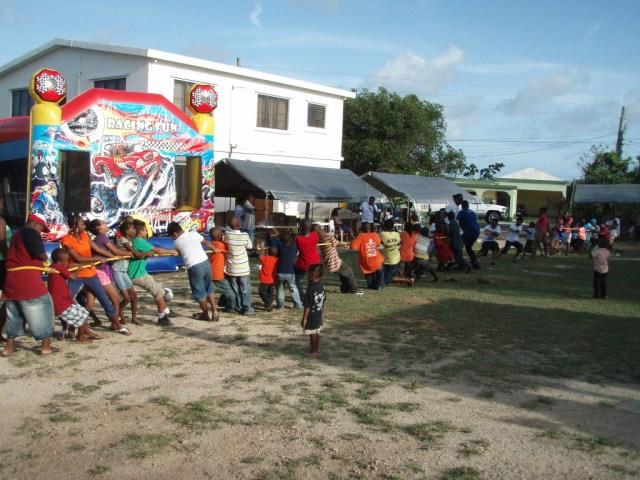 Sunset Homes Fun Day, Anguilla