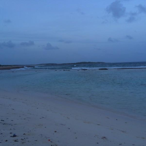 Windward Point Bay, Anguilla