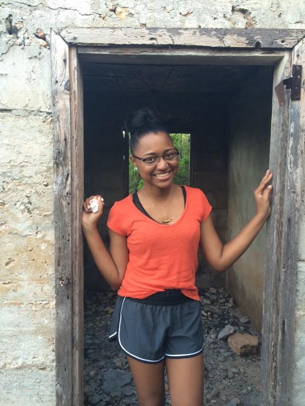 Sherise at Old Well House