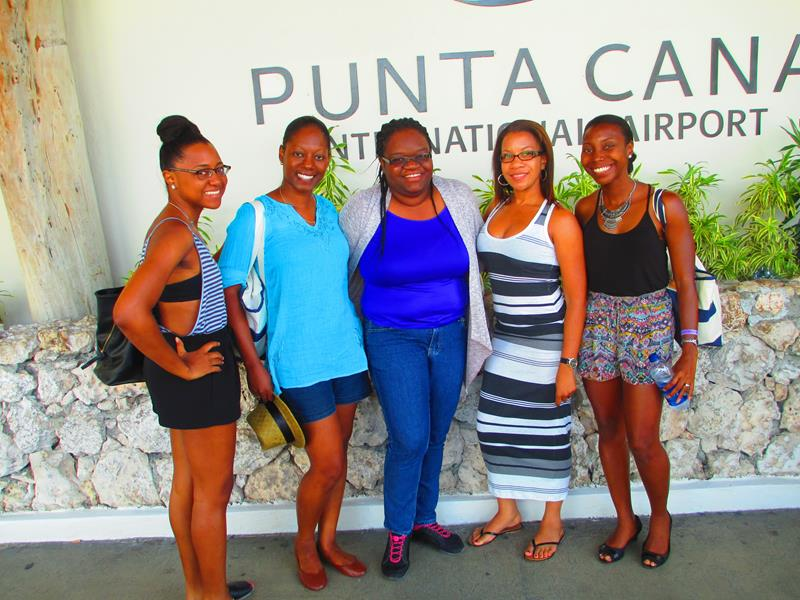 Leaving Punta Cana