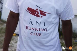 Ani Running Club - They trained hard!