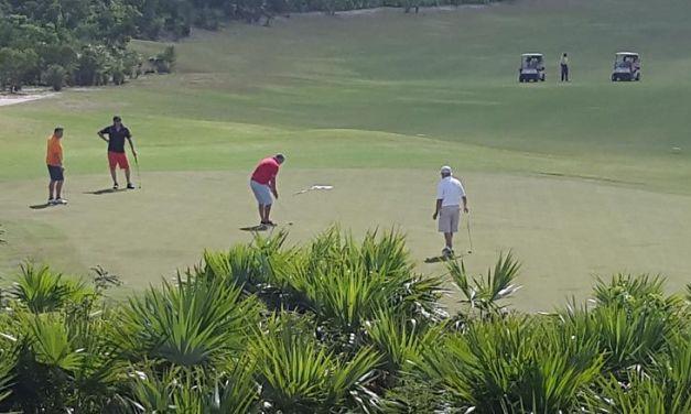ACOCI's Golf Tournament in Anguilla