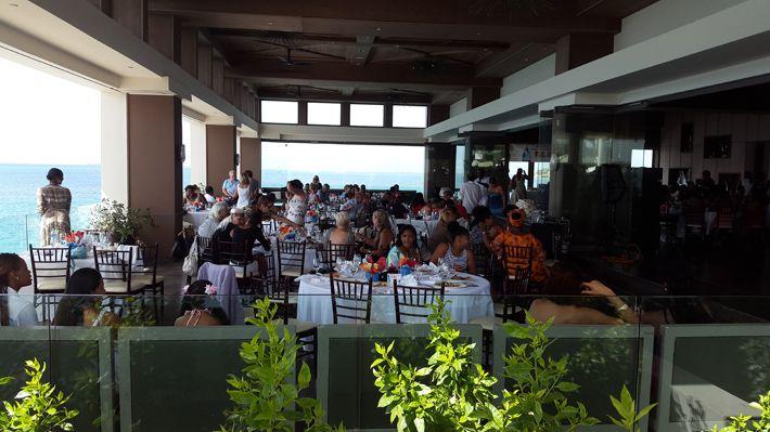Coba Restaurant, Viceroy Resort