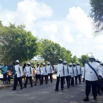 Shellecia Anguilla Day 2015 Parade