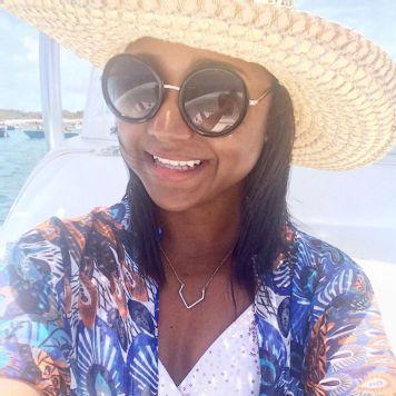 Sherise Anguilla Day 2015
