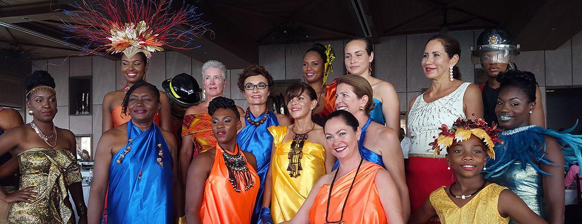 Runway Anguilla Charity Fashion Show