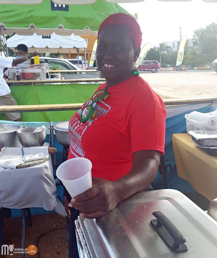 Carla at South Hill Fair