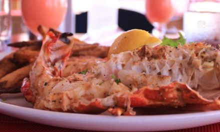 Lunch and Dinner at Five Restaurants in Anguilla
