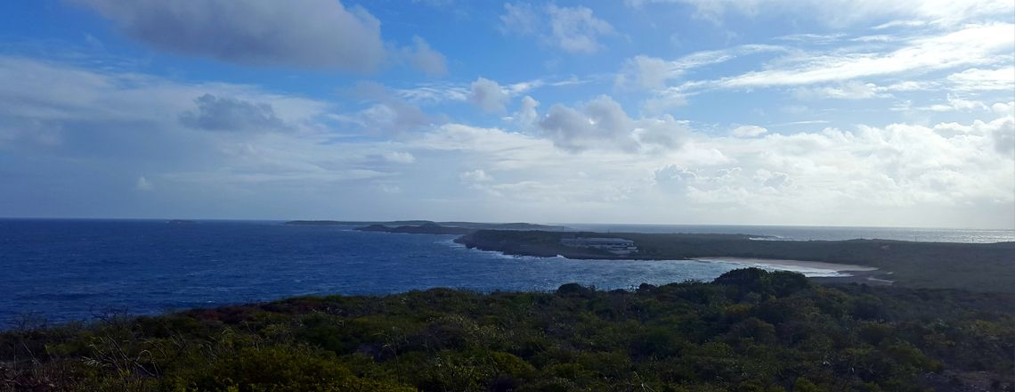 5 Do's - Hiking along Coast in Anguilla