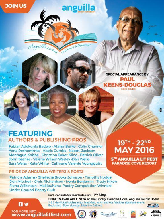 Anguilla Lit Fest 2016
