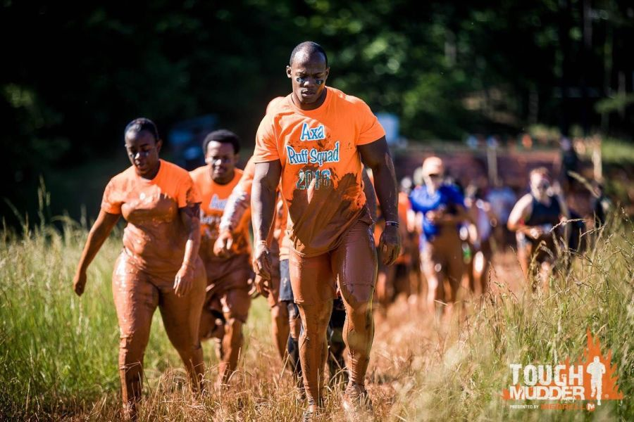 Tough Mudder Atlanta 2016 - fitness