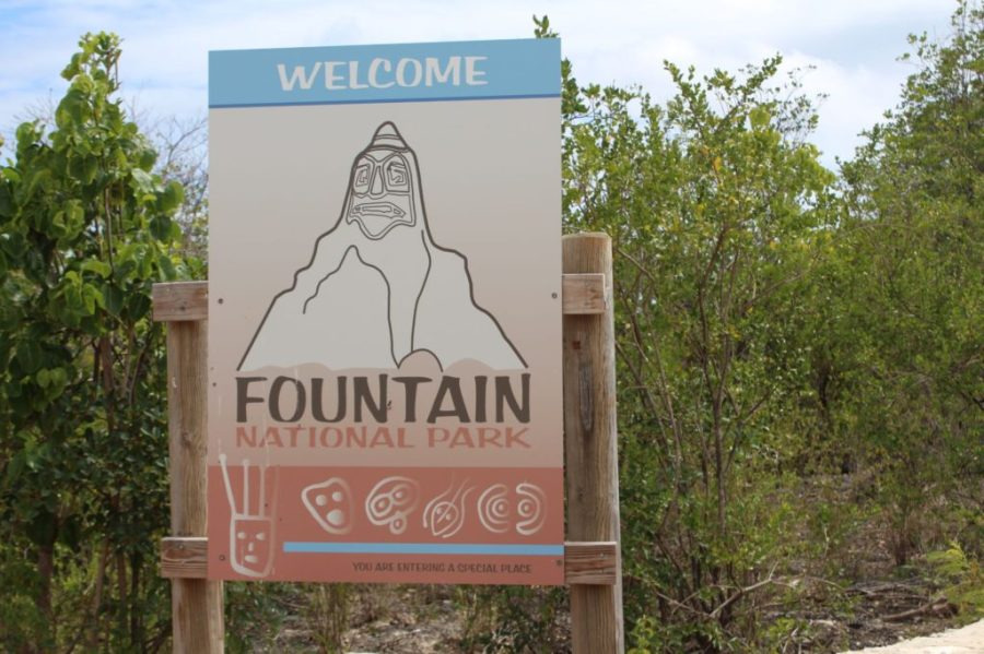 Fountain National Park, Anguilla