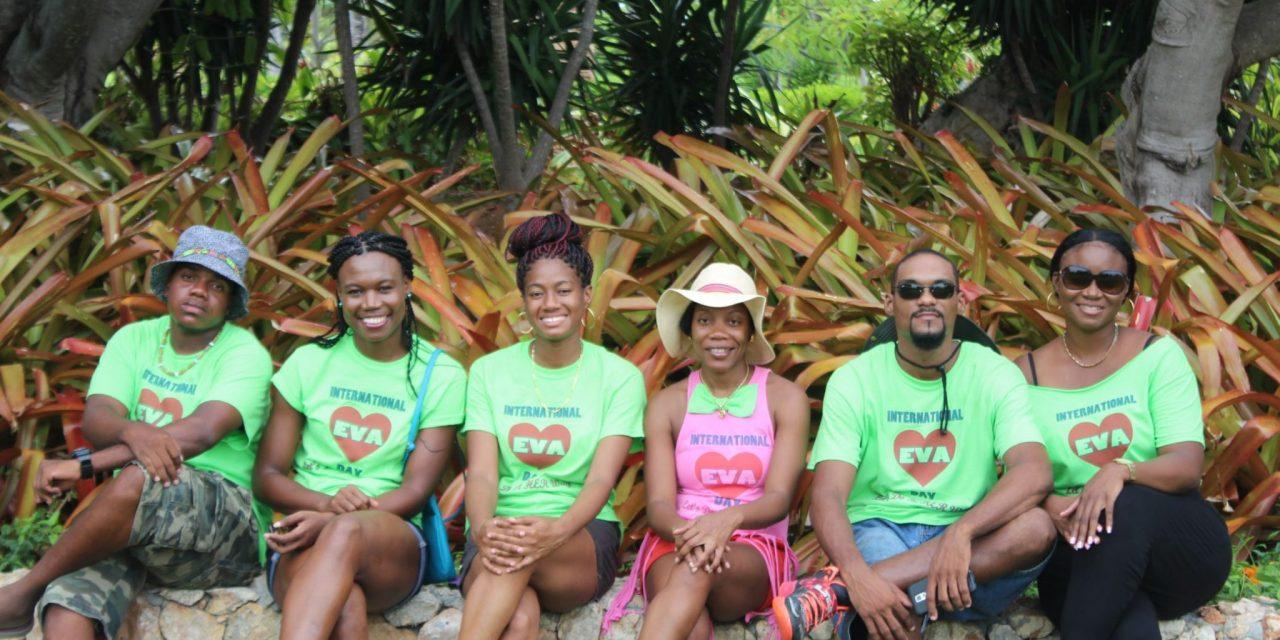Around Anguilla Fun for International Eva Day!
