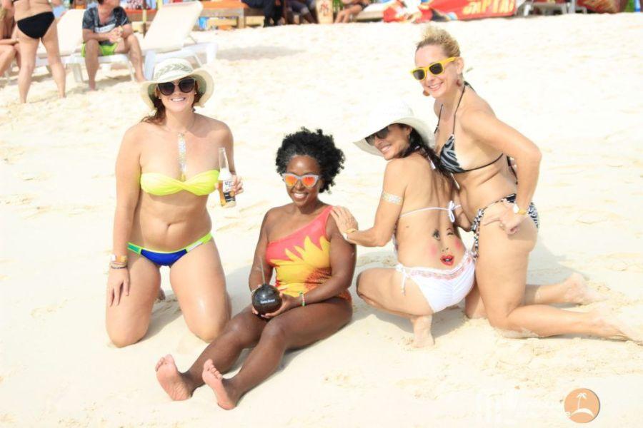Fun at Livin in the Sun