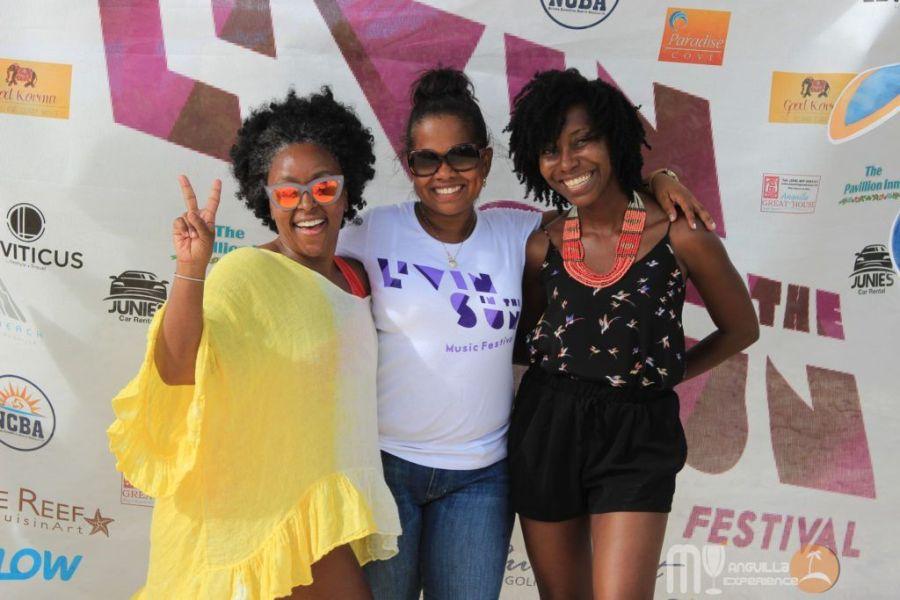 Simone, Jet Set Sarah and Shelly