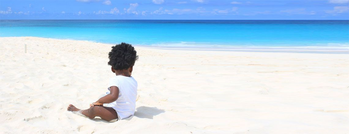Weekend Beach Time in Anguilla