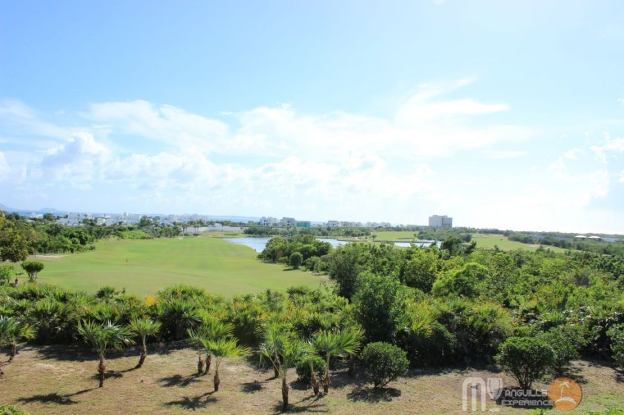 Golf course in Anguilla
