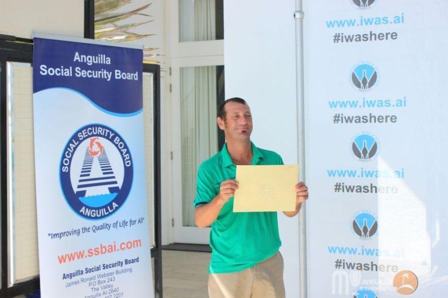 Prizes at Golf Tournament