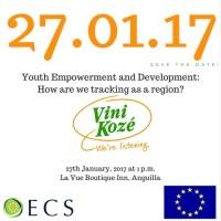 OECS invites you to Vini Kozé (Come Chat) Youth Forum