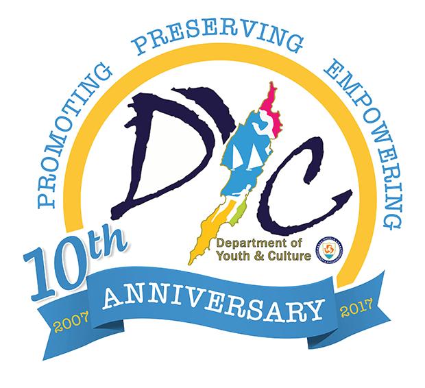 DYC 10th Anniversary Logo