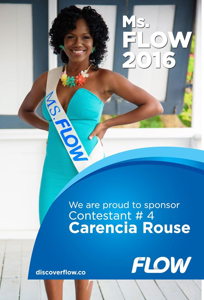 Miss Anguilla 2016-2017