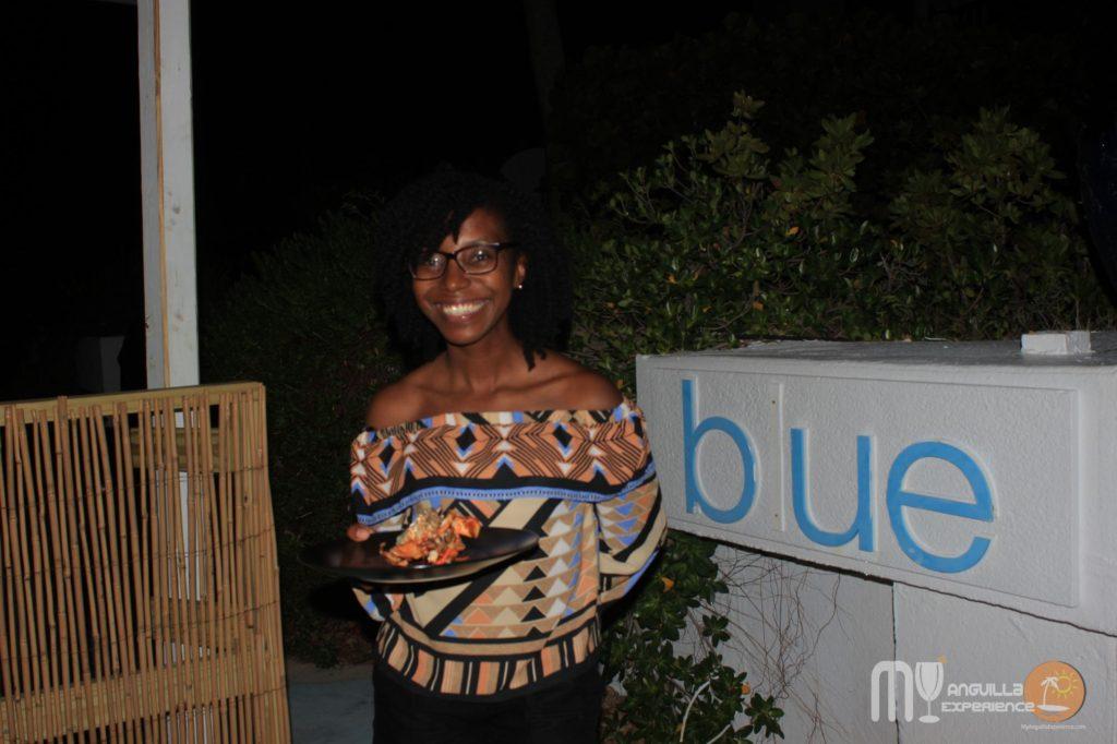 Blue Restaurant at CapJuluca