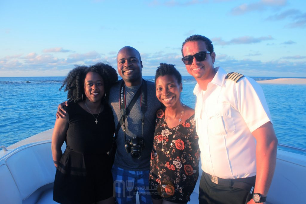 Thanks Calypso Charters for a great Sunset Cruise