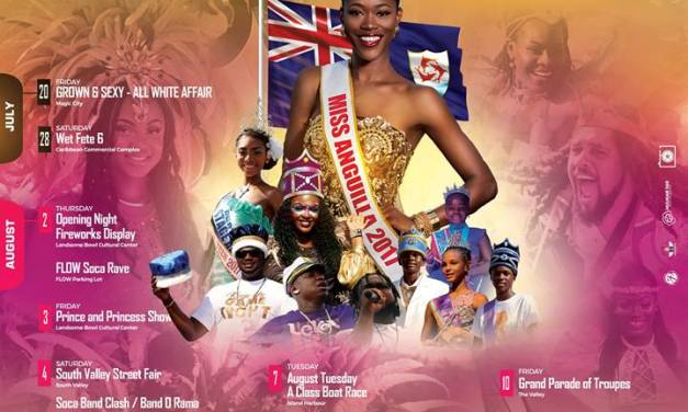 Have a Fun and Safe Anguilla Summer Festival 2018
