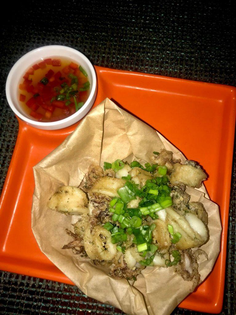Veya Restaurant, crayfish in anguilla